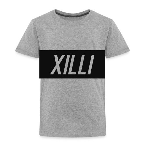 Xilli Logo - Toddler Premium T-Shirt