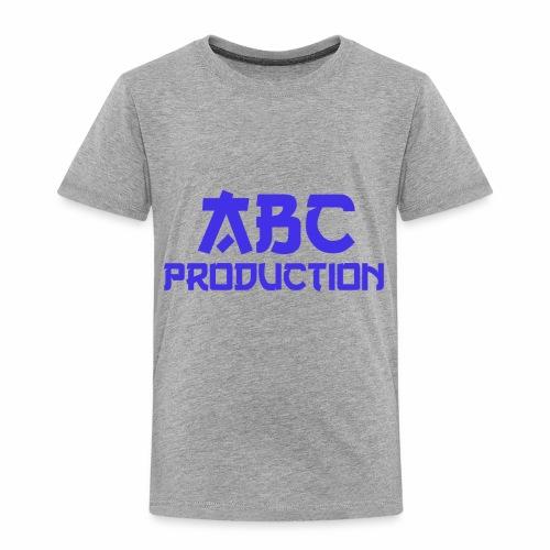 abc production - Toddler Premium T-Shirt