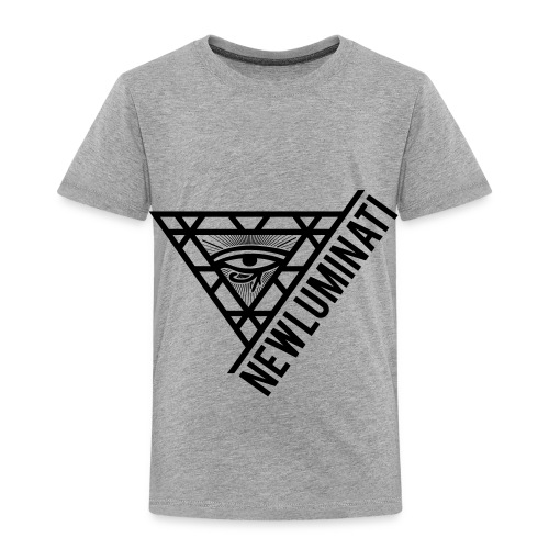 newluminati graphic - Toddler Premium T-Shirt