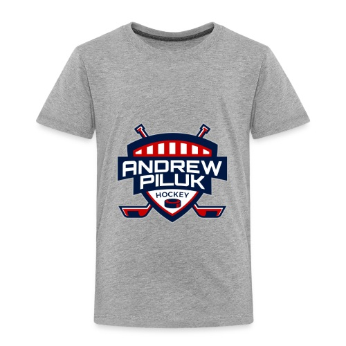 Andrew Piluk Hockey - Toddler Premium T-Shirt