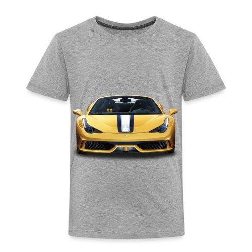 Ferrari 458 Speciale - Toddler Premium T-Shirt