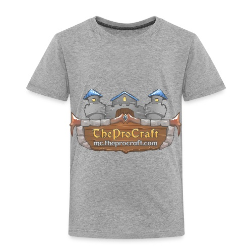 TheProCraft - Toddler Premium T-Shirt