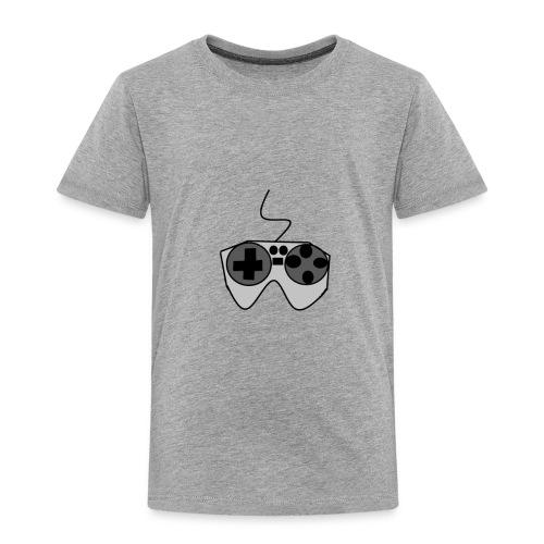 Video Game Controller Logo - Toddler Premium T-Shirt
