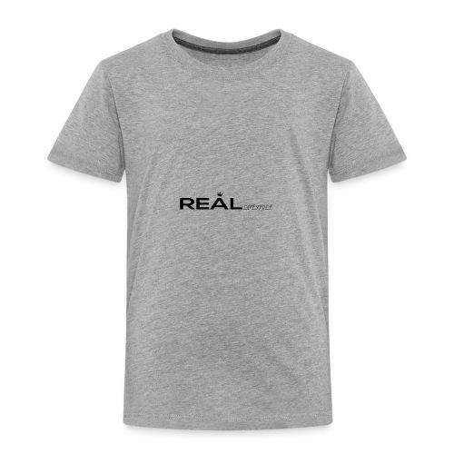 Logo Black - Toddler Premium T-Shirt