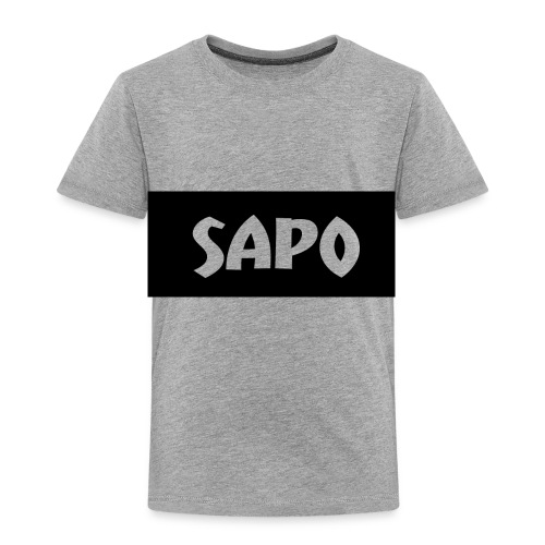 SAPOSHIRT - Toddler Premium T-Shirt