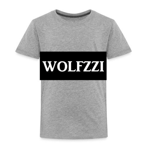 wolfzzishirtlogo - Toddler Premium T-Shirt