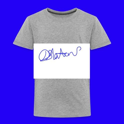 DS Vlogs Signature - Toddler Premium T-Shirt