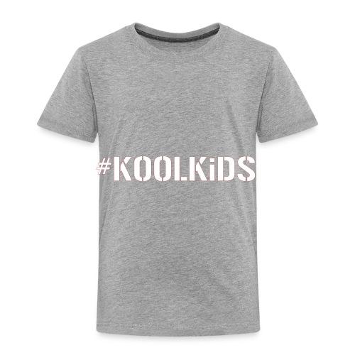 #K00LKiDS Decal - Toddler Premium T-Shirt