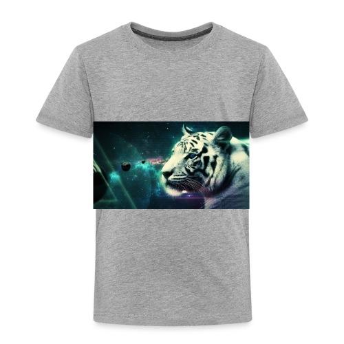 White_tiger - Toddler Premium T-Shirt