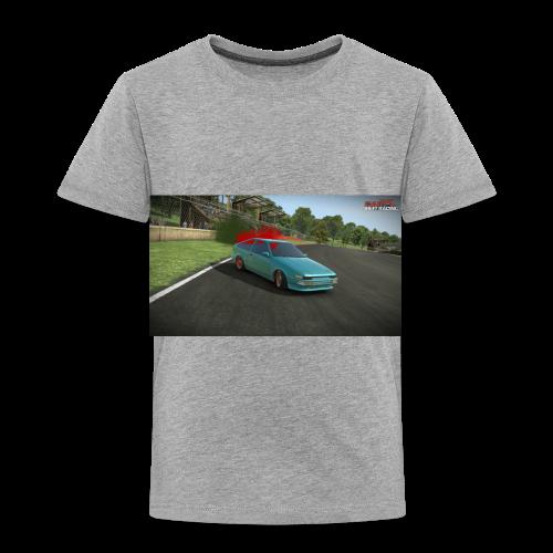 AE86 Drifting. - Toddler Premium T-Shirt