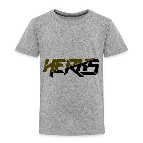 HerKs Military Text - Toddler Premium T-Shirt