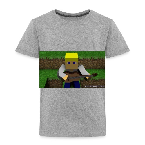 Mc rullendesten - Toddler Premium T-Shirt