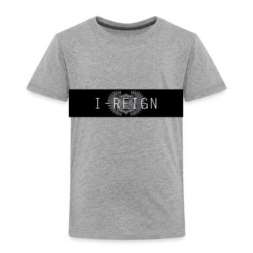 iREIGN Black Design - Toddler Premium T-Shirt