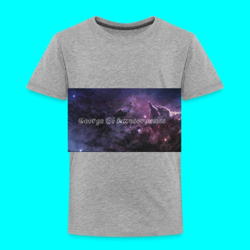 Banner_YT_- - Toddler Premium T-Shirt