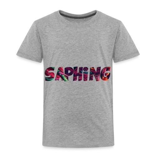 SAPHING 2 (Pillow cases) - Toddler Premium T-Shirt