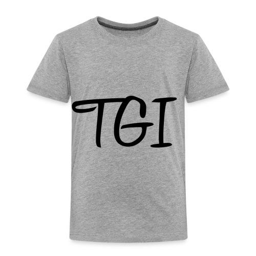 Design 2 - Toddler Premium T-Shirt