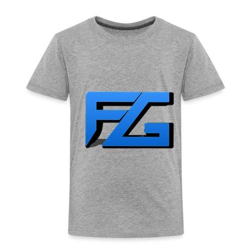 Freeze Gaming Logo - Toddler Premium T-Shirt