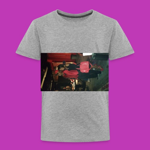 Valentines Day Mug - Toddler Premium T-Shirt