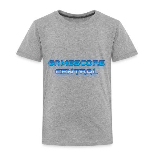 Gamescore Central Varsity Sweatshirt - Toddler Premium T-Shirt