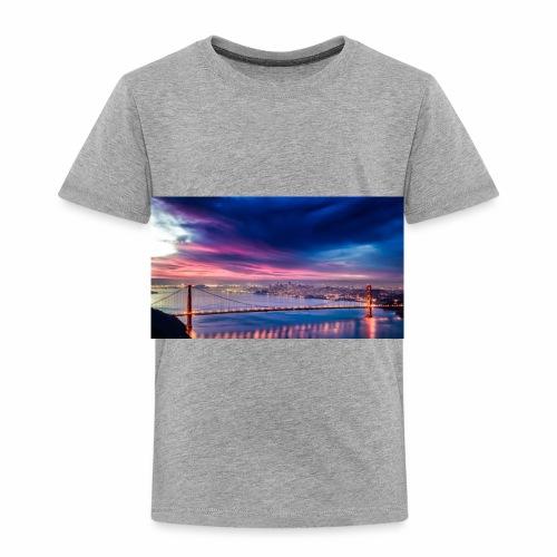 San Francisco Daily - Toddler Premium T-Shirt