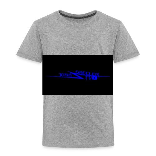 JoshSheelerTv Shirt - Toddler Premium T-Shirt