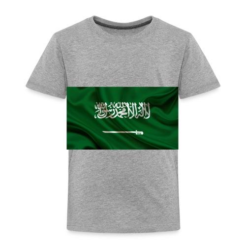 Saudi Aarabi - Toddler Premium T-Shirt