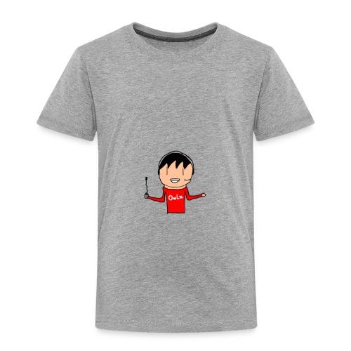 OwLzMerch - Toddler Premium T-Shirt