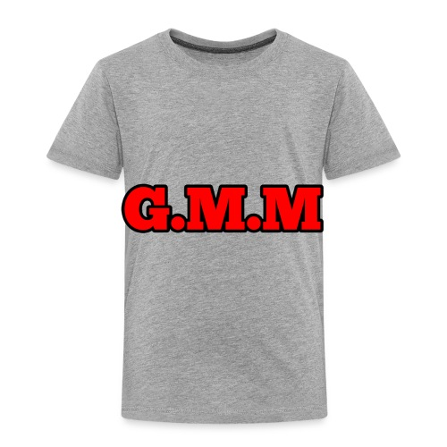 GOD MONEY MUSIC - Toddler Premium T-Shirt