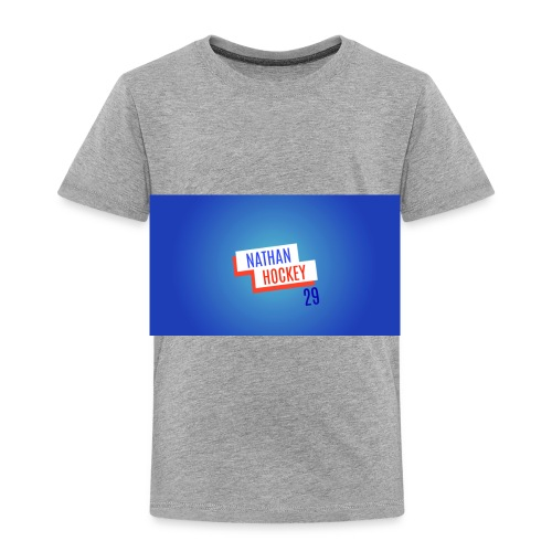 Nathan Hockey 29 - Toddler Premium T-Shirt