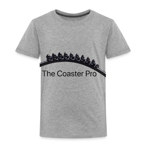 The Coaster Pro - Toddler Premium T-Shirt