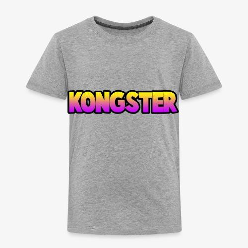 Kongster - Toddler Premium T-Shirt