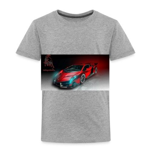 lambergini bros - Toddler Premium T-Shirt