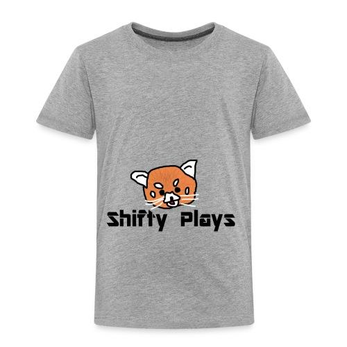 Shifty: Red Panda Tee Male - Toddler Premium T-Shirt