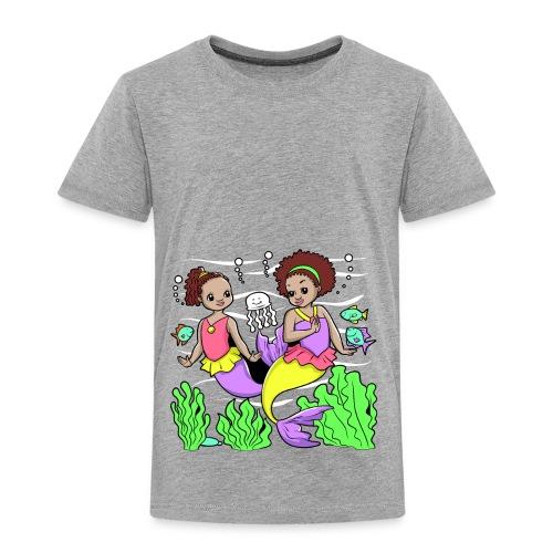 Mermaids - Toddler Premium T-Shirt