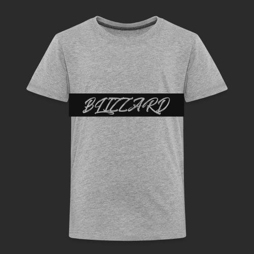 QuickSilver Blizzard Shirt - Toddler Premium T-Shirt