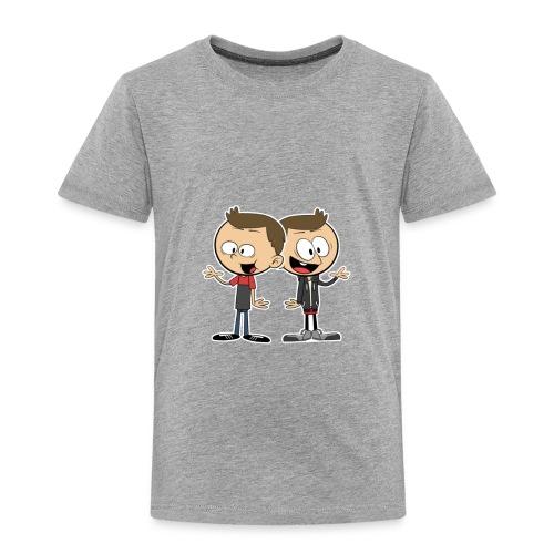 Official J&C Merch! - Toddler Premium T-Shirt