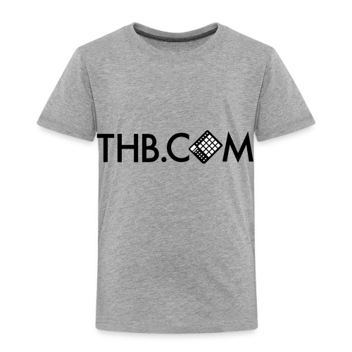 THB.com - Toddler Premium T-Shirt