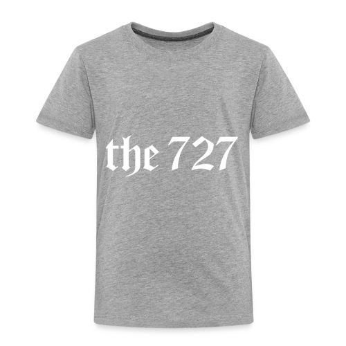 OG 727 Tee - Toddler Premium T-Shirt
