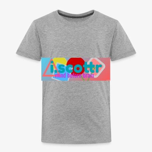 the i.scottr - Toddler Premium T-Shirt