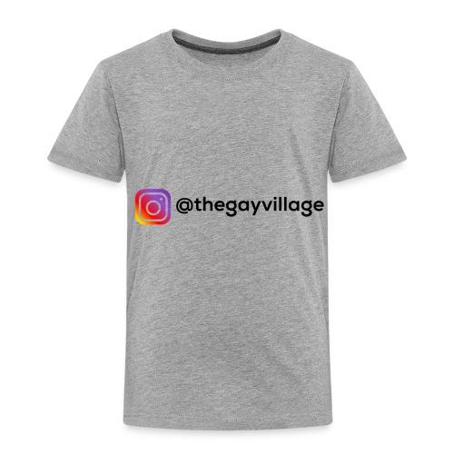 TGV Back Logo - Toddler Premium T-Shirt