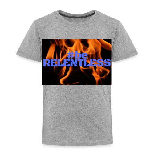 relentless blue - Toddler Premium T-Shirt