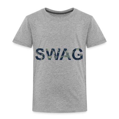 SWAG T-SHIRT - Toddler Premium T-Shirt