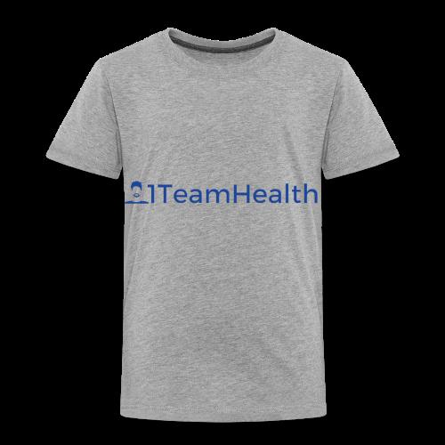 1TeamHealth Simple - Toddler Premium T-Shirt