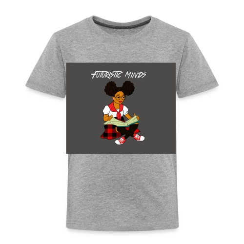 Futuristic Minds - Toddler Premium T-Shirt