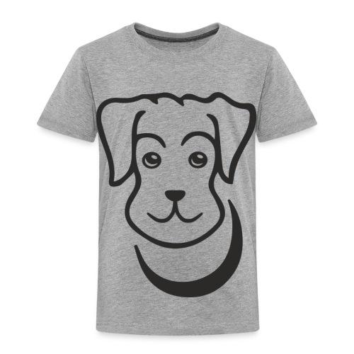 puppy - Toddler Premium T-Shirt