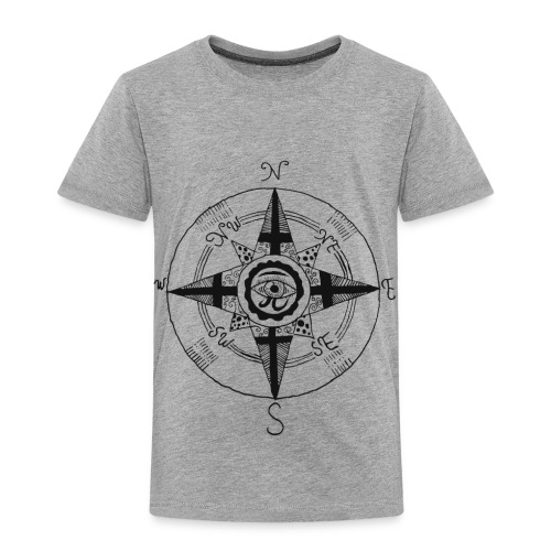 Compass - Toddler Premium T-Shirt