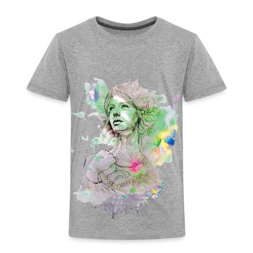 women in multicolor - Toddler Premium T-Shirt