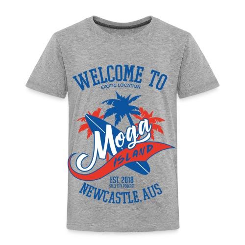 Moga Island - Knights - Toddler Premium T-Shirt