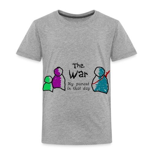 parent day - Toddler Premium T-Shirt
