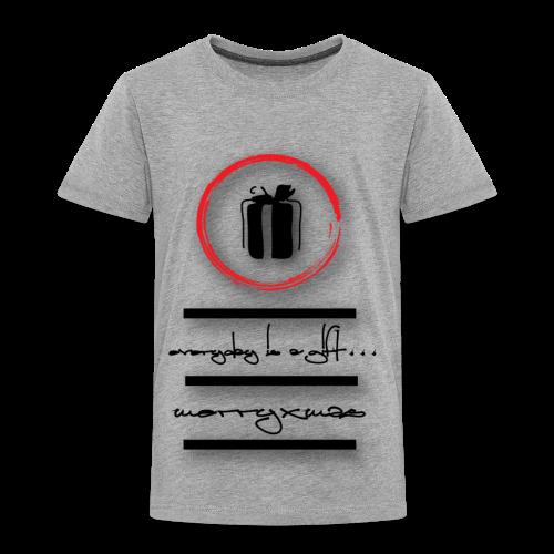gift-box - Toddler Premium T-Shirt